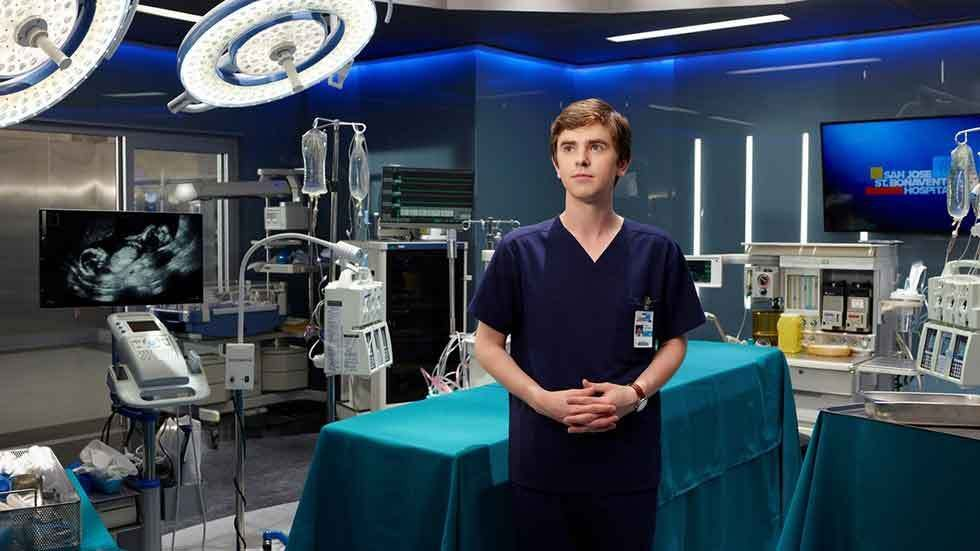 DStv, AXN, The Good Doctor