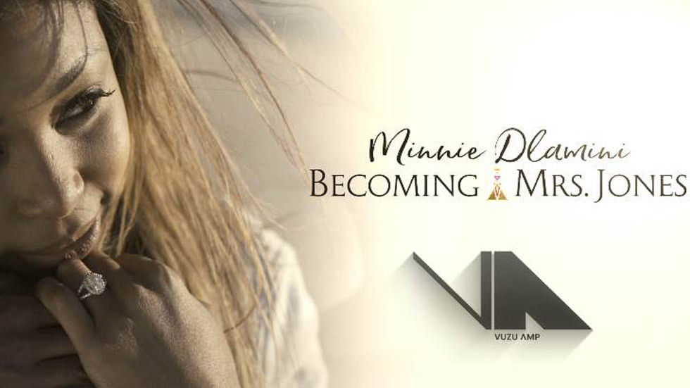 Artwork for Becoming Mrs Jones a Vuzu AMP exclusive