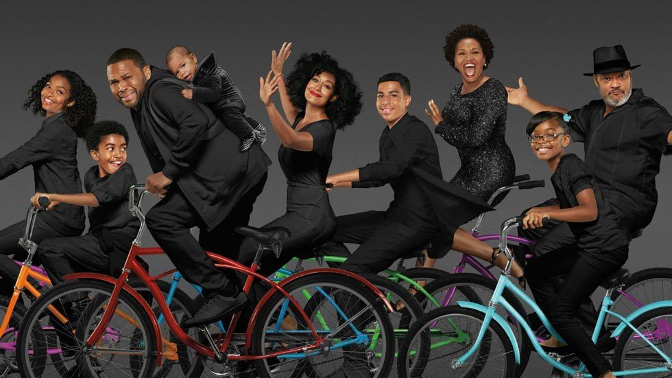 Artwork for black-ish season 4 premiering on Vuzu AMP