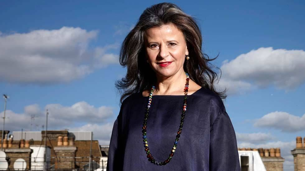 An image of Tracey Ullman