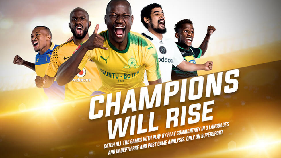Artwork for ABSA premiership.