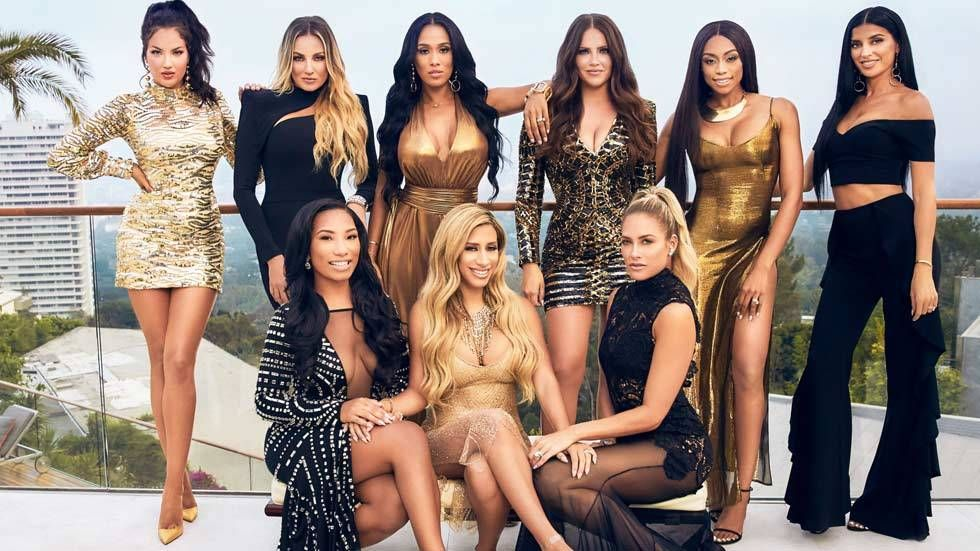 An image of the cast of WAGS LA