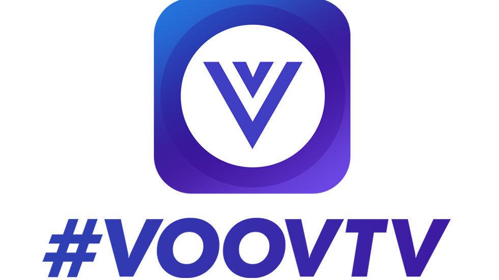 Logo for VOOV, DStv channel 196