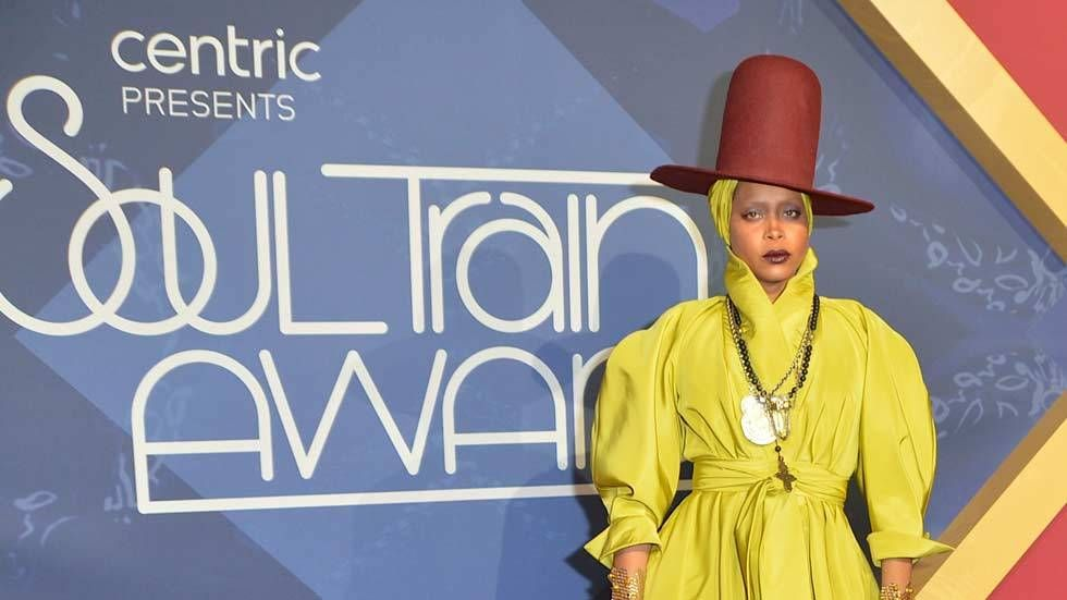 An image of Erykah Badu