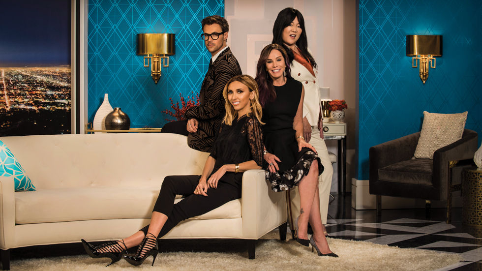 Fashion Police on E! Entertainment
