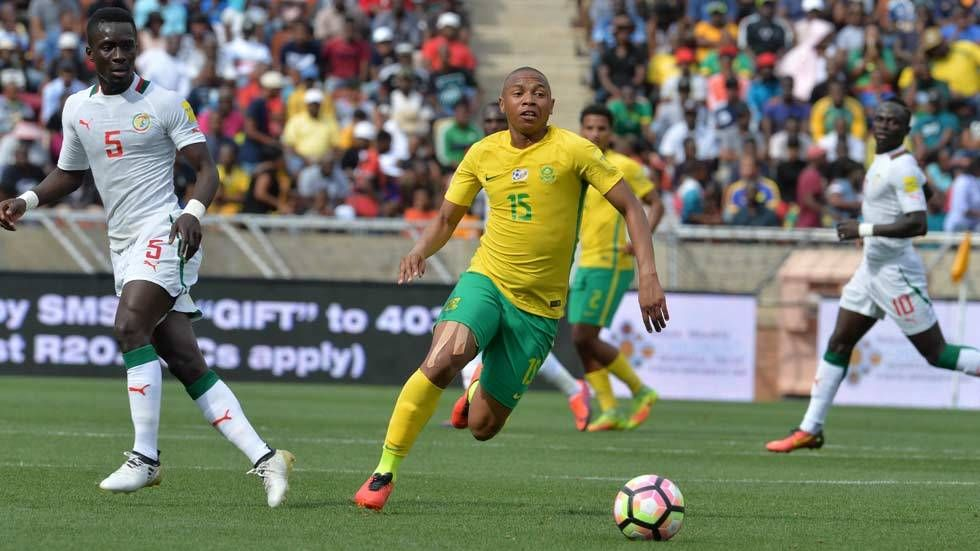 An image of Andile Jali