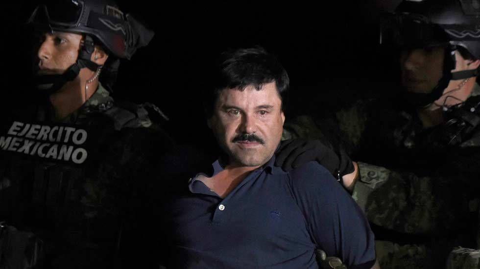 An image of El Chapo