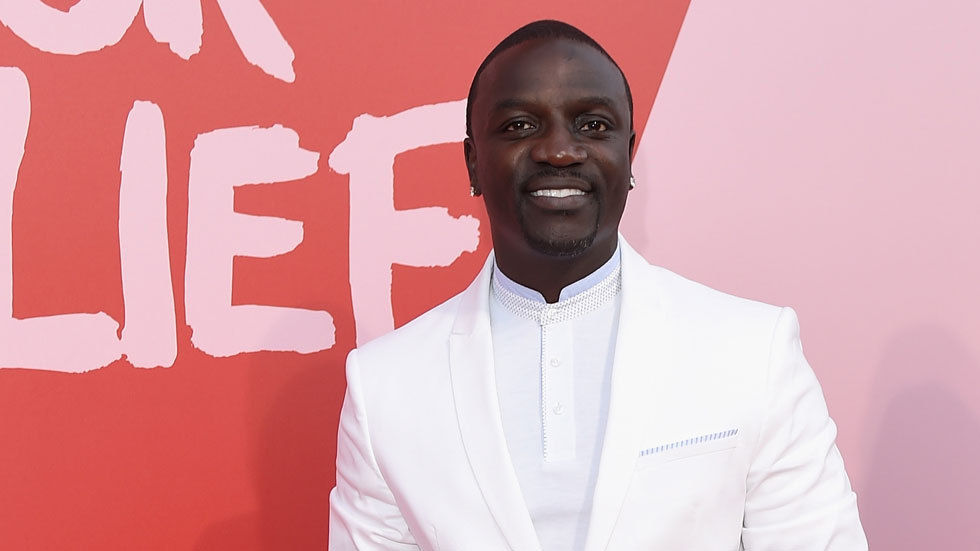 Akon attends the Fashion for Relief event during the 70th annual Cannes Film Festival at Aeroport Cannes Mandelieu on May 21, 2017 in Cannes, France. (Photo by Antony Jones/Getty Images)