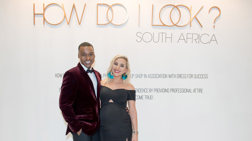 How Do I Look? South Africa hosts Roxy Burger and Kat Sinivasen.
