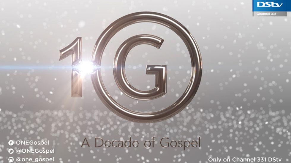 A decade of gospel artwork.
