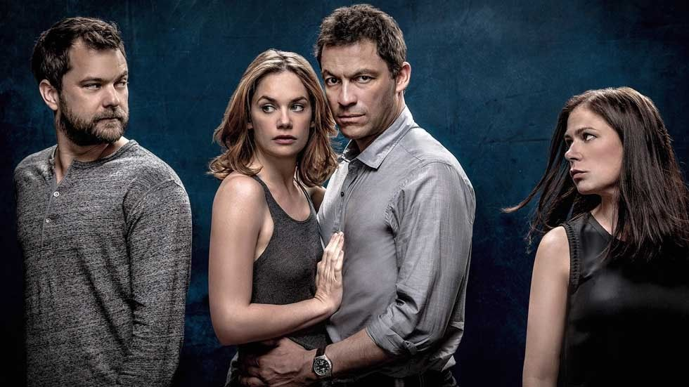 Steamy new shows on Showmax to binge watch online or on your DStv Explora. Promo shoot for The Affair.