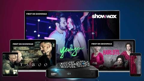 Showmax billboard