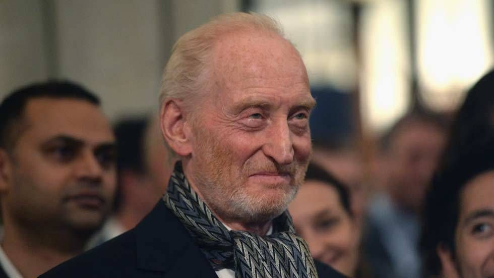Game of Thrones actor, Charles Dance.