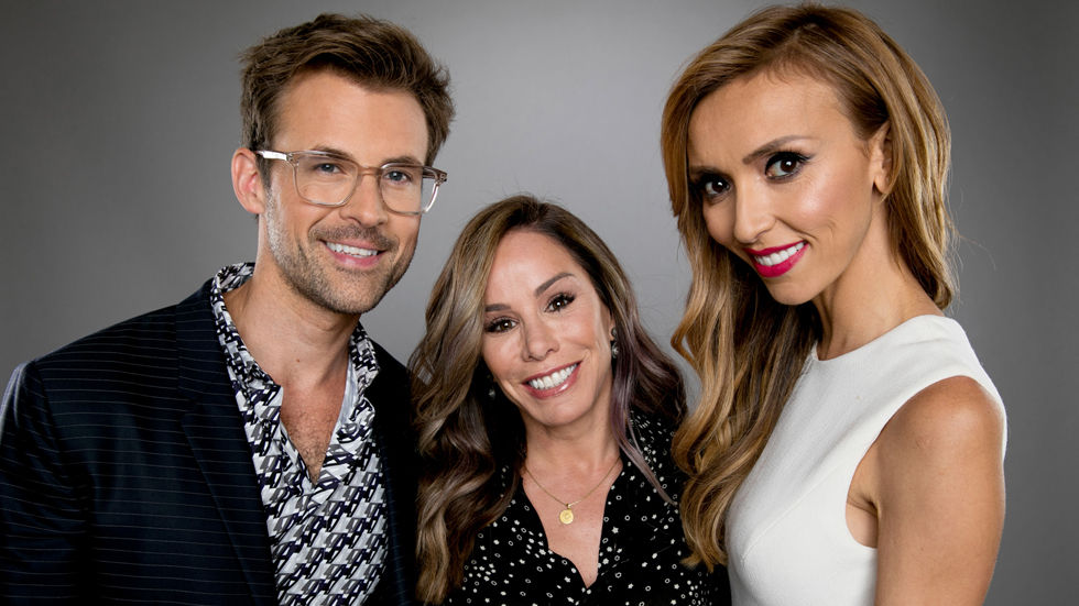 Hosts of the show, including Melissa Rivers and Giuliana Rancic