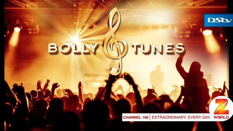 BollyTunes logo Zee World