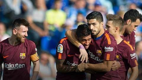 La Liga: Barcelona v Eibar