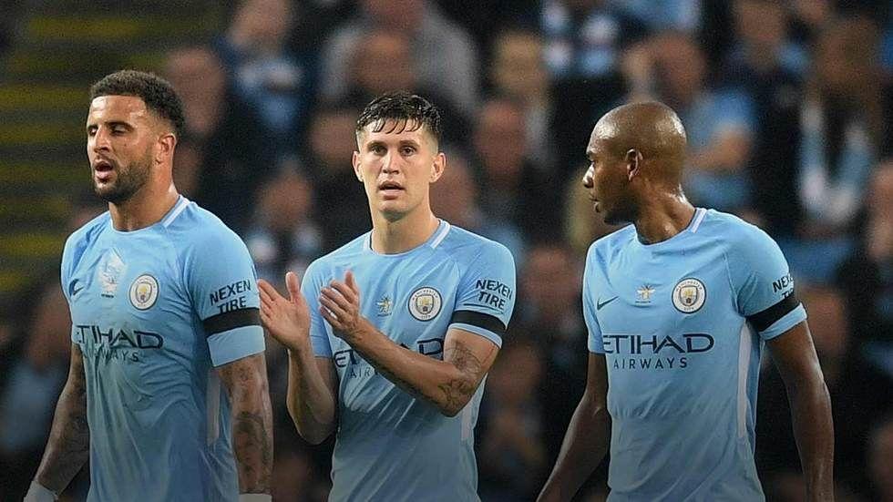 PL: Man City v Liverpool