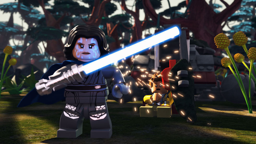 Image from Disney's Star Wars Freemaker Adventures on Disney XD, DStv channel 304