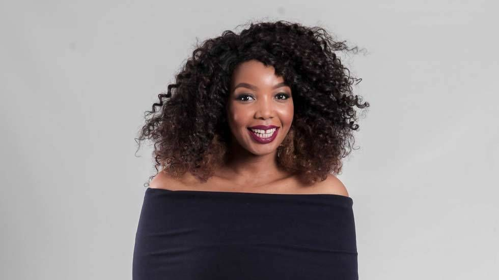 Former OPW presenter and Dancing With The Stars contestant Thembisa Mdoda
