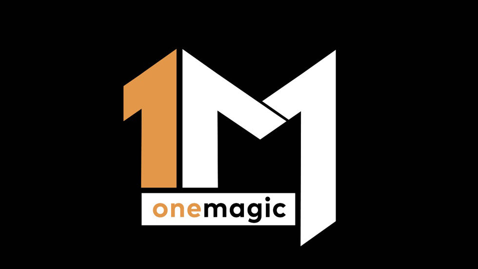 Channel logo for 1Magic.