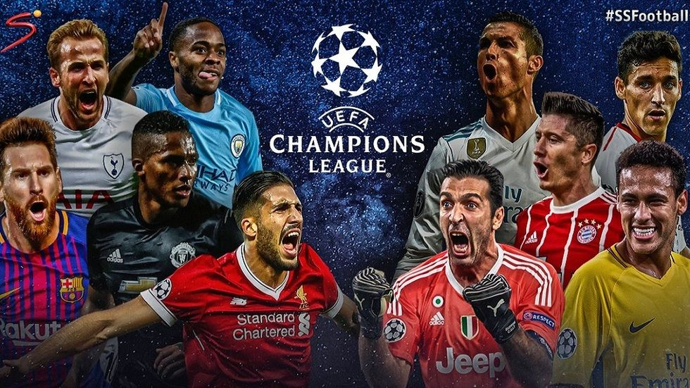 Champions League on SuperSport