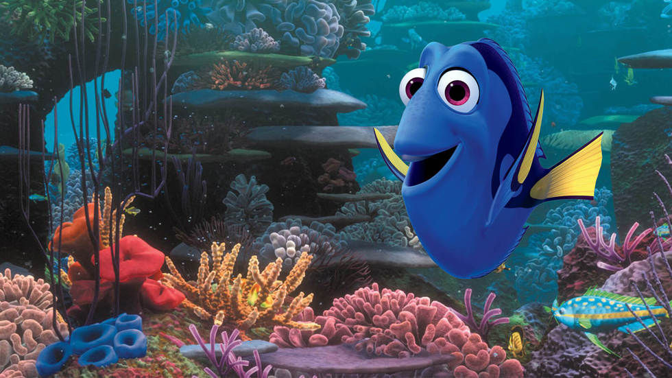 Watch Finding Dory online with DStv Now