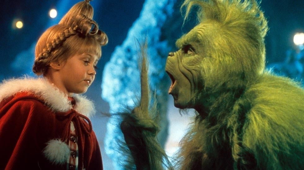 Taylor Momsen in How the Grinch Stole Christmas.