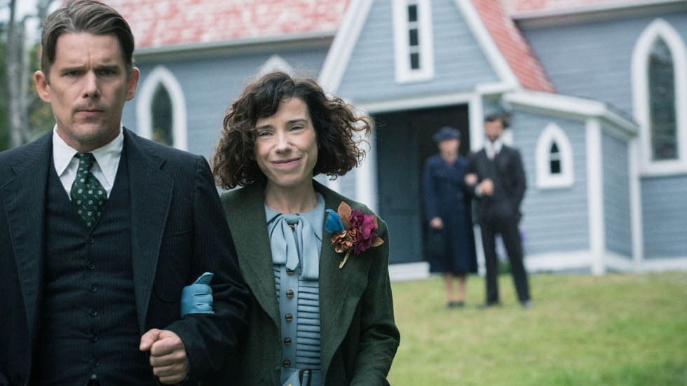 A scene from Maudie.