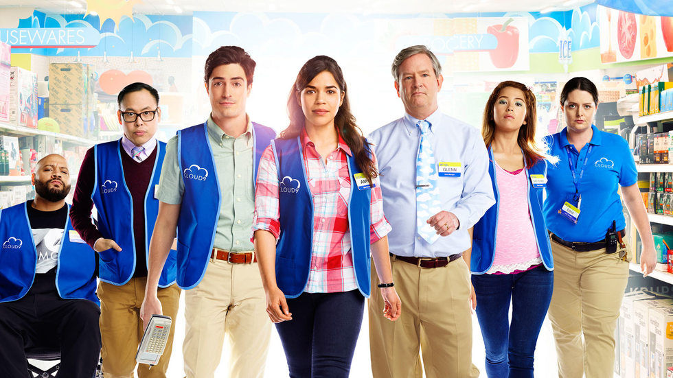 Superstore S1 Ep1