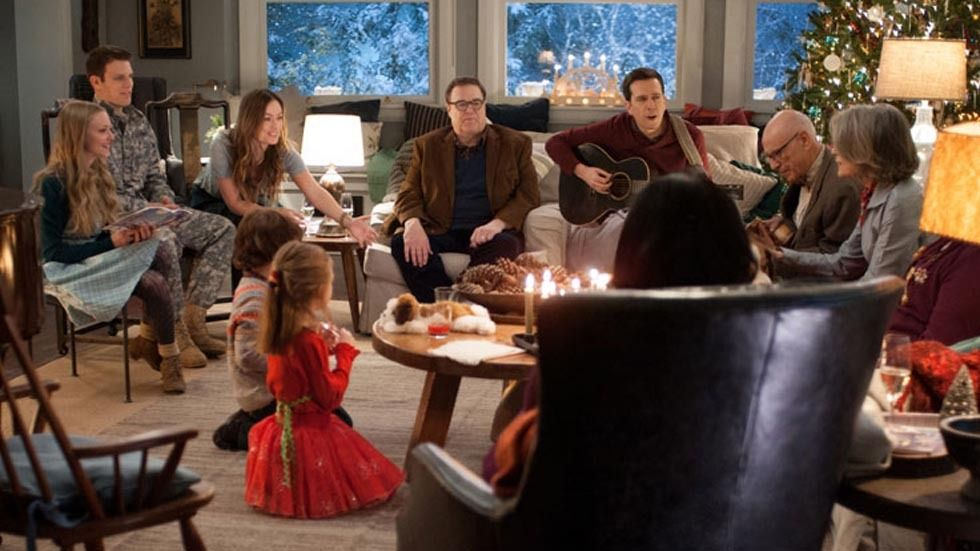 A scene from Love the Coopers.