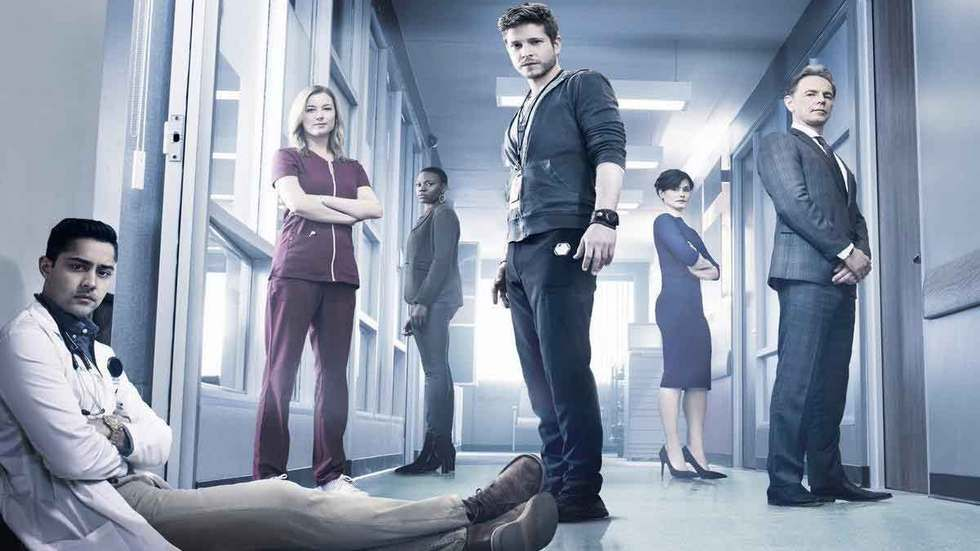 DStv, TV Series, The Resident