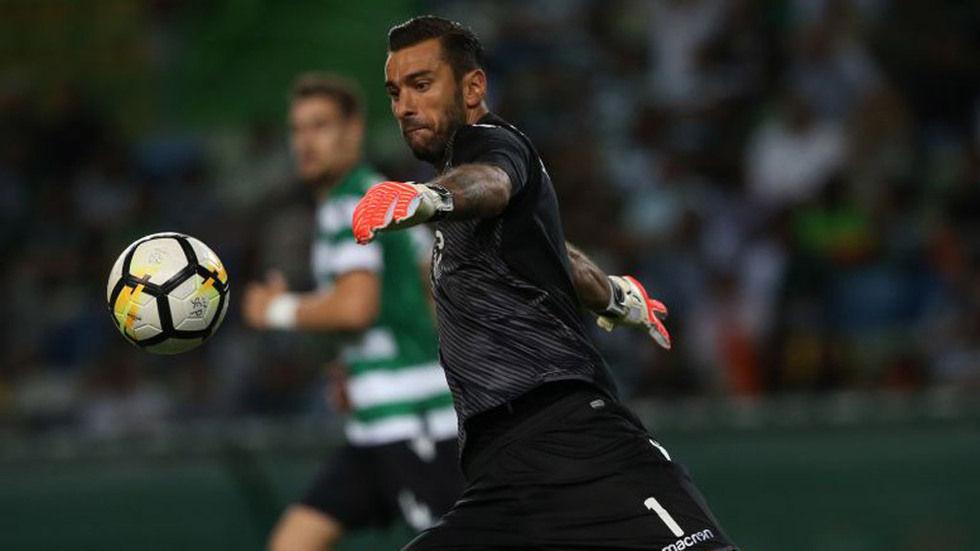 DStv,getty,futebol,portugal,sporting,patricio,HL