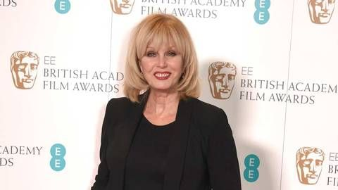 DStv_Joanna Lumley_BAFTA Film Awards_M-Net