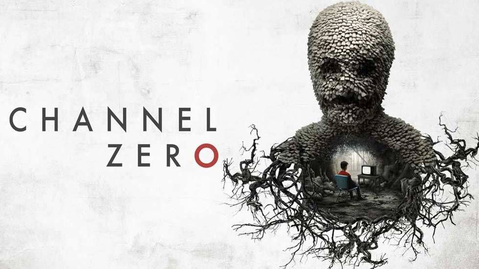 The poster art for Channel Zero