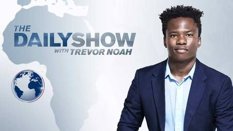 DStv_Loyiso Madinga_The Daily Show_Comedy Central