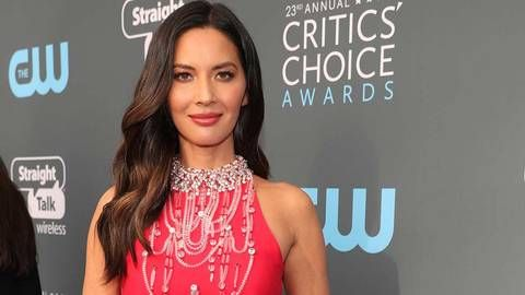 DStv_Olivia Munn_Critic's Choice Awards