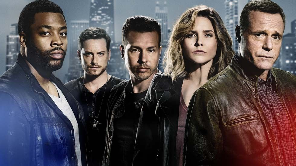 Promo artwork for Chicago PD S4.