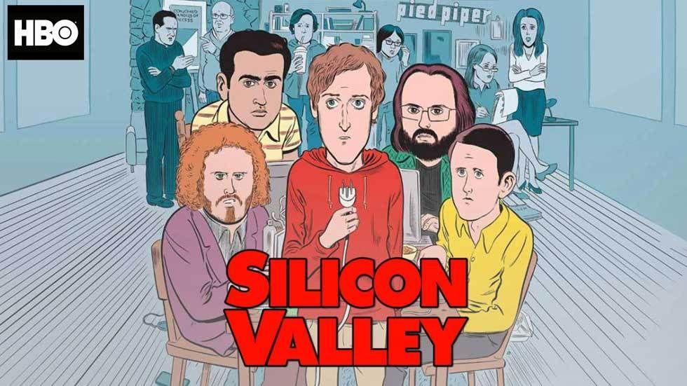 Silicon Valley artwork