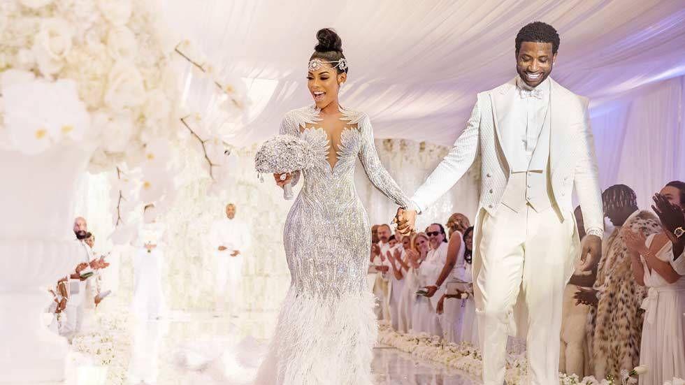 Image of Gucci mane and Keyshia