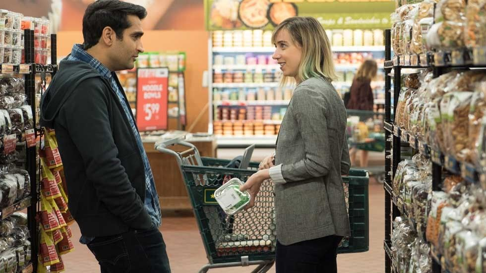 A scene from The Big Sick. Watch online on BoxOffice.
