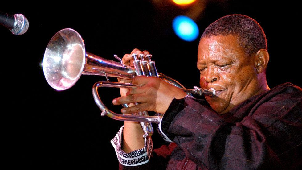 South African jazz musician Hugh Masekela has died.