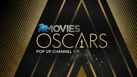 Logo DStv Oscars pop up channel