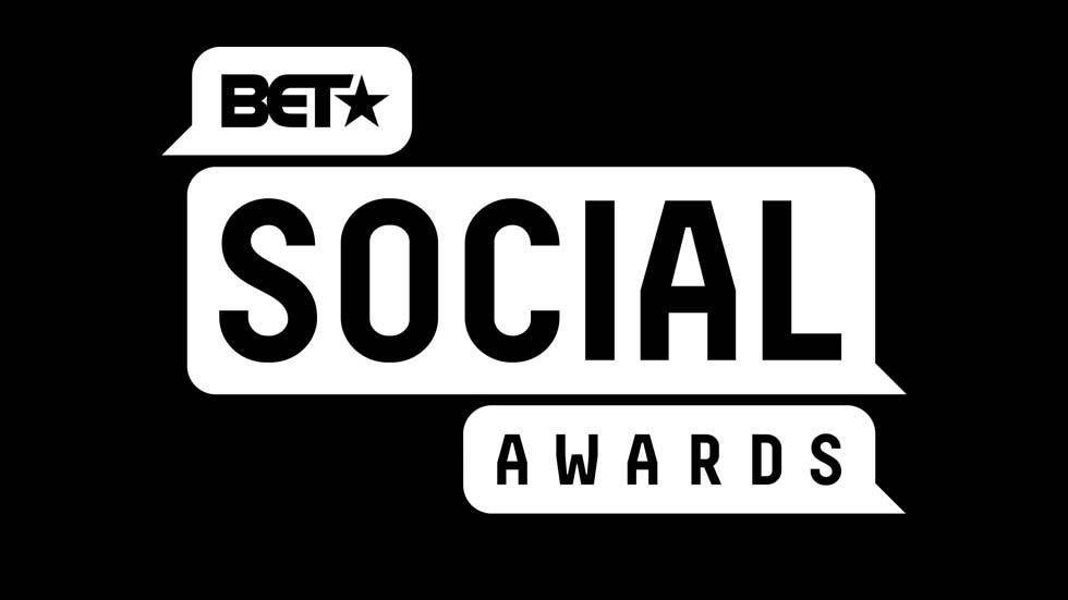 Artwork for the BET Social Awards