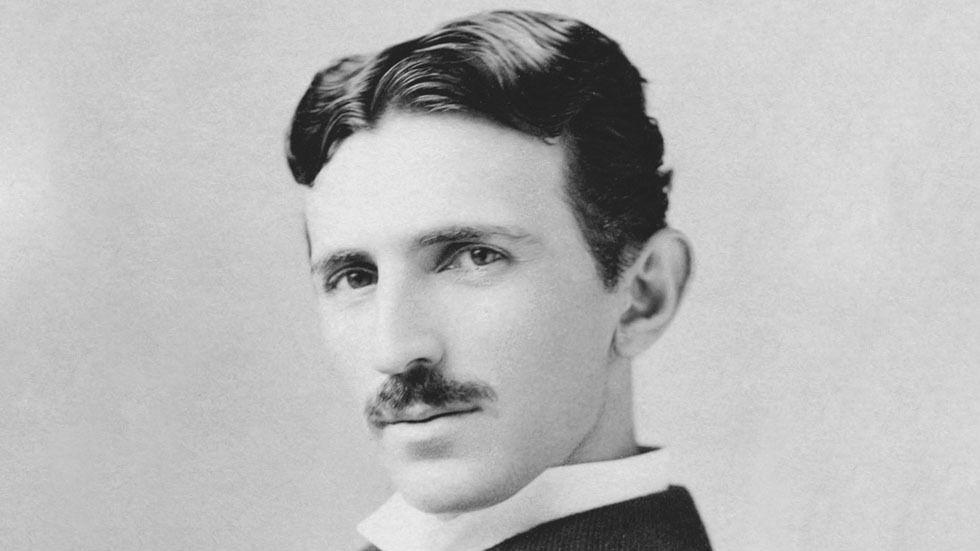 Nikola Tesla - landscape image.