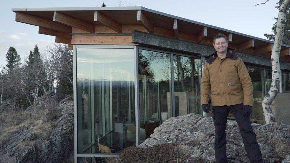 Architect George Clarke shows how small spaces can hold big dreams