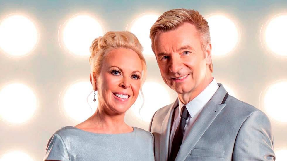 An image of Jayne Torvill and Christopher Dean