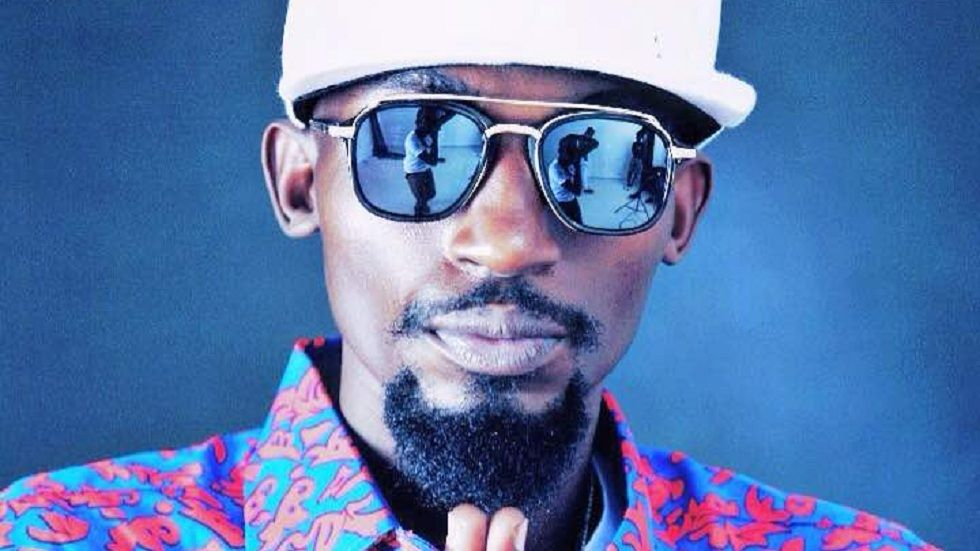 Ugandan artist Radio