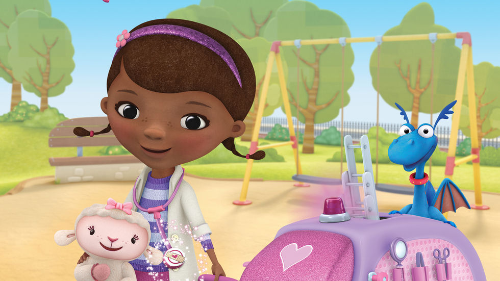 Watch full episodes of Doc McStuffins online with DStv