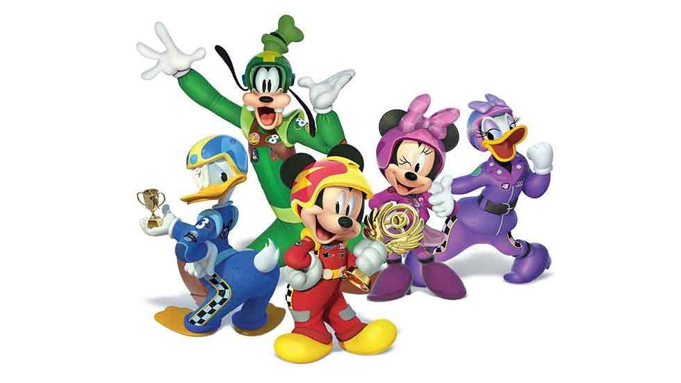 DStv, Disney Junior, Mickey e Super Pilotos