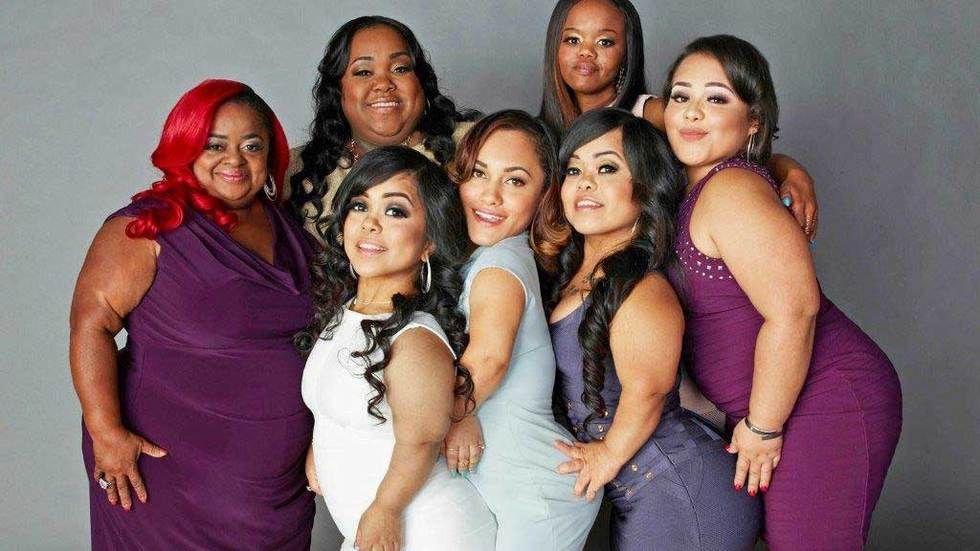 Little Women: Atlanta cast stand together